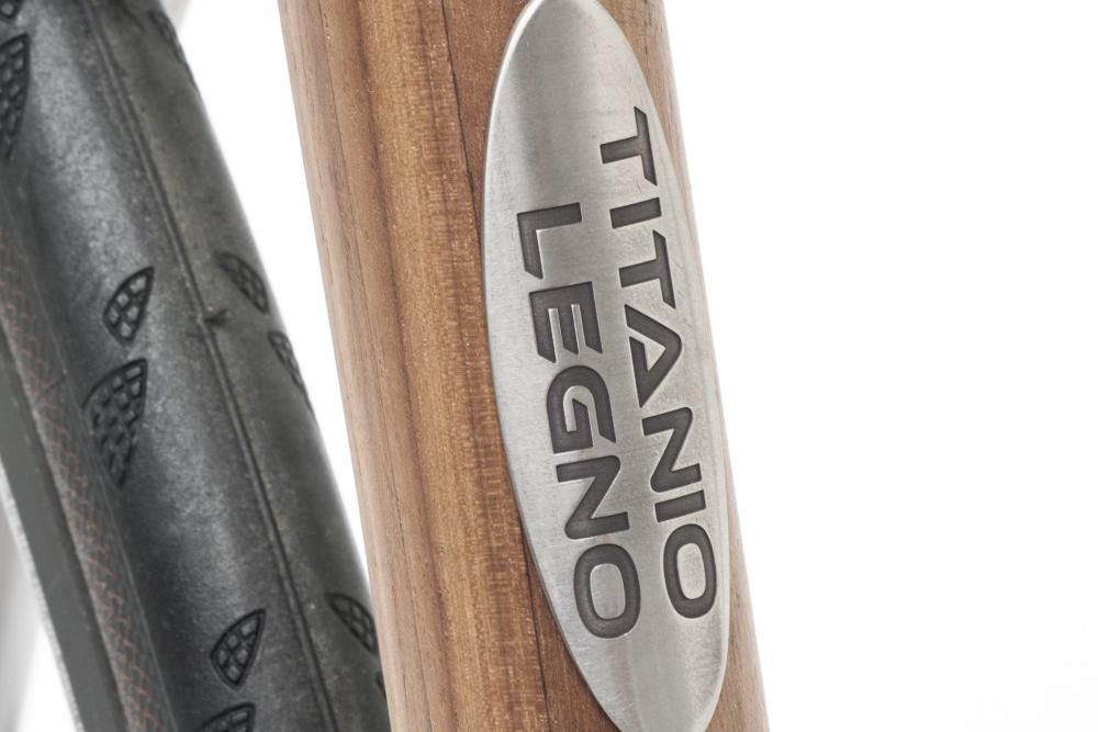 Titanium and wood 1