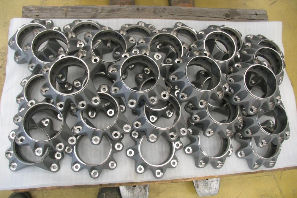 Lavorazioni titanio 4